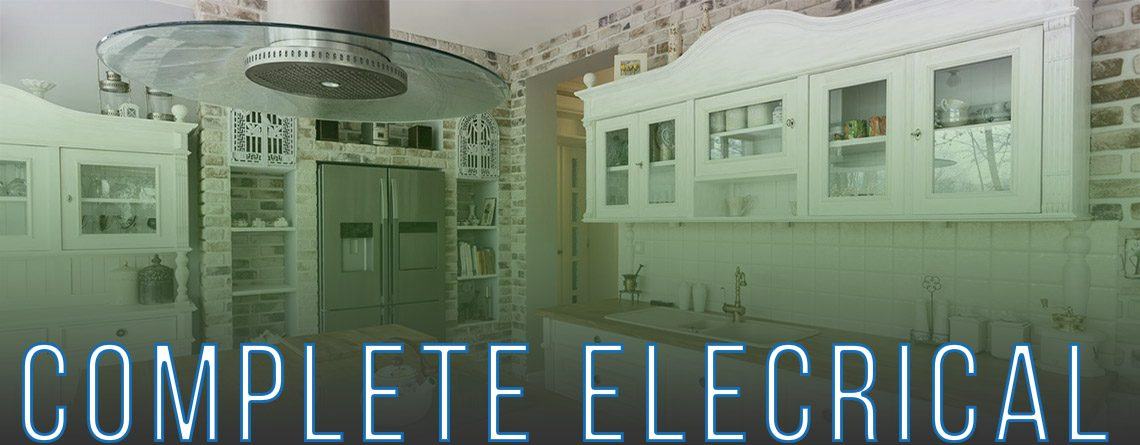 Full Service Residential Electrician
